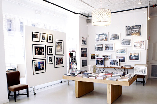 New York: Clic Bookstore & Gallery