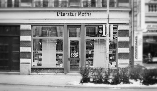 München: Literatur Moths